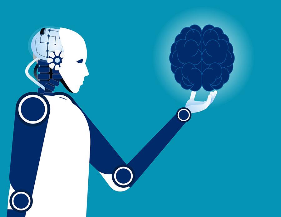 Robot VS Cerveau