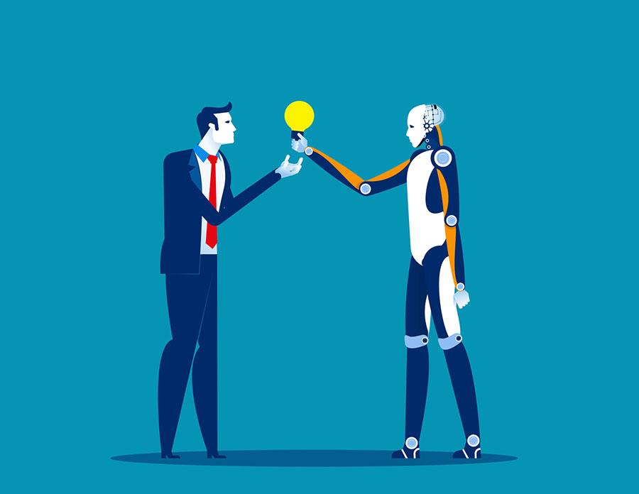 Homme VS Robot